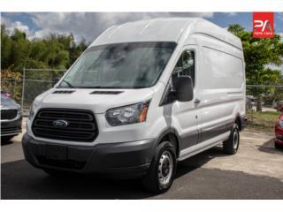 Ford Puerto Rico Ford, Transit Cargo Van 2017