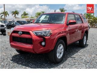 TOYOTA 4 RUNNER 2018  , Toyota Puerto Rico