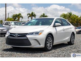 Toyota Puerto Rico Toyota, Camry 2016