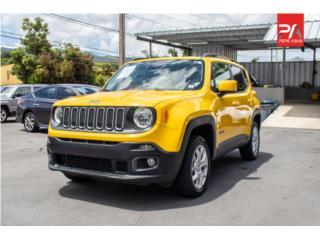 Jeep Puerto Rico Jeep, Renegade 2016