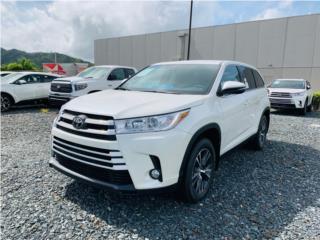 Toyota, Highlander 2019, Hyundai Puerto Rico