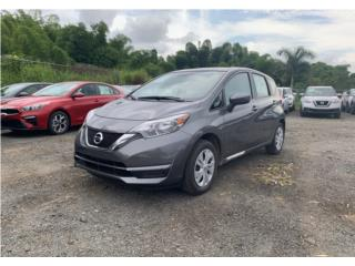 VERSA SV COLOR GRIS! , Nissan Puerto Rico