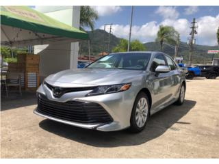 Toyota, Camry 2019, Nissan Puerto Rico