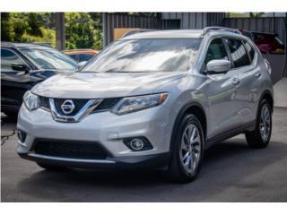 2018 Nissan Rogue Excelente Alternativa! , Nissan Puerto Rico