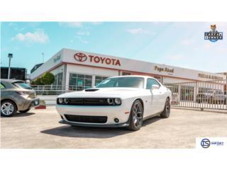 Dodge, Challenger 2019, Honda Puerto Rico