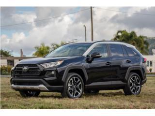 2019 FESTIVAL RAV-4 ! LA MEJOR GARANTIA ! , Toyota Puerto Rico