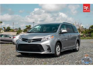 Toyota Puerto Rico Toyota, Sienna 2018