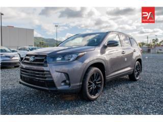 Highlander LE Plus 2019 , Toyota Puerto Rico