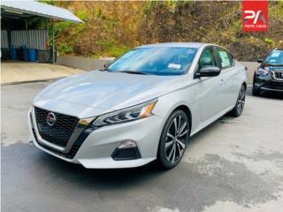 Nissan, Altima 2019, Rogue Puerto Rico