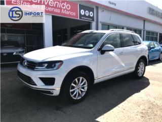 Volkswagen Puerto Rico Volkswagen, Touareg 2017