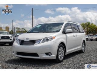 Toyota, Sienna 2016, Yaris Puerto Rico