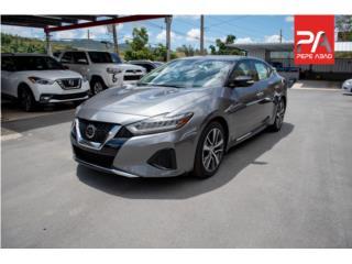 Nissan Puerto Rico Nissan, Maxima 2019