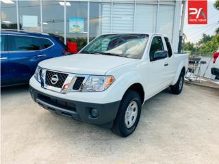 NISSAN FRONTIER *S* CAB 1/2 COMO NUEVA!! , Nissan Puerto Rico