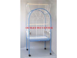 Gran variedad de jaulas para aves, OUTLET PET CENTER & CENTRO AGRICOLA