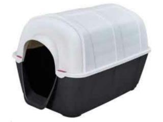 Casa plástica para perro, Isabela Pet Shop