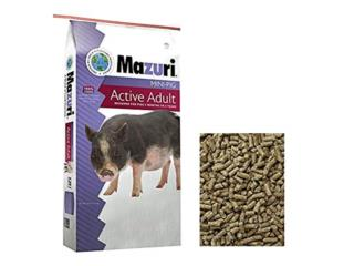 Mazuri minni Pig x saco o empaque , Isabela Pet Shop