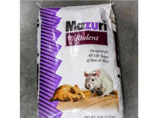Mazuri roedores saco o empaques, Isabela Pet Shop