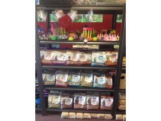 Variedad en alimentos y suplementos para aves, Isabela Pet Shop