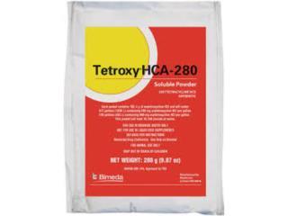 TETROXY HCA 280, OUTLET PET CENTER & CENTRO AGRICOLA
