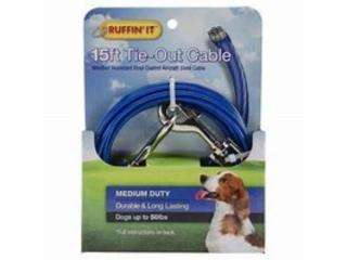 TIE OUT CABLE, OUTLET PET CENTER & CENTRO AGRICOLA