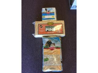 Viruta, aspen, papel para sus mascotas, Isabela Pet Shop