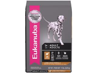 EUKANUBA LAMB & RICE 15LBS, OUTLET PET CENTER & CENTRO AGRICOLA