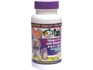 BUDDY OMEGA 3, OUTLET PET CENTER & CENTRO AGRICOLA
