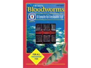 Bloodworm Congelado, AQUARIUM XTRA