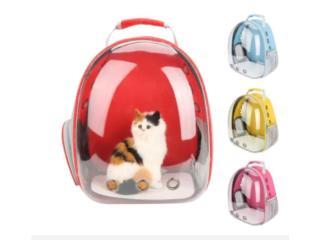 Bulto para transportar mascotas, Isabela Pet Shop