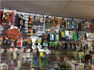 Juguetes para aves,vitaminas y más , Isabela Pet Shop