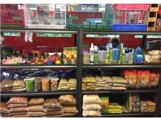 Alimento para aves, conejos, guimos y roedores , Isabela Pet Shop