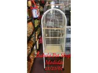 Jaula para cotorras , Isabela Pet Shop
