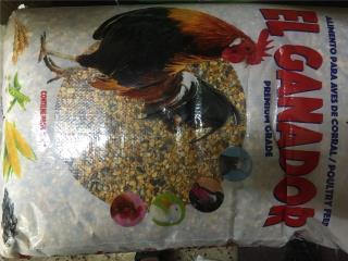 Alimento ganador 40 libras , Isabela Pet Shop