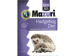 Mazuri para erizos, Isabela Pet Shop