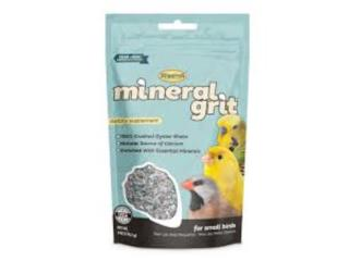 MINERAL GRIT Puerto Rico