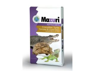 Mazuri para tortugas y reptiles , Isabela Pet Shop