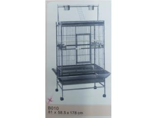 JAULA IDEAL PARA AMAZONAS Y AFRICAN GRAY, OUTLET PET CENTER & CENTRO AGRICOLA