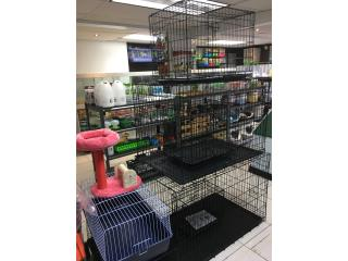 Jaulas para perros  y mascotas , Family Pets