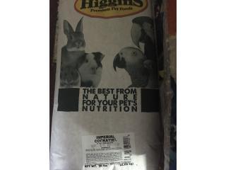 Alimento higgins cockatiel, Family Pets