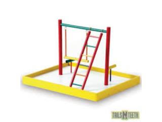 PLAY GROUND PARA AVES!!!, OUTLET PET CENTER & CENTRO AGRICOLA
