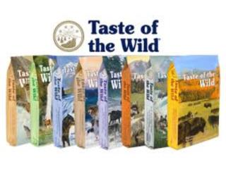TASTE OF THE WILD, OUTLET PET CENTER & CENTRO AGRICOLA