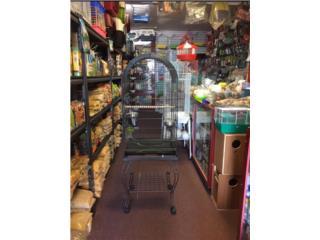 Jaulas para quaker, sunconuro y ring neck, Isabela Pet Shop