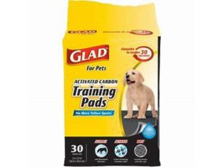 GLAD TRAINING PADS, OUTLET PET CENTER & CENTRO AGRICOLA