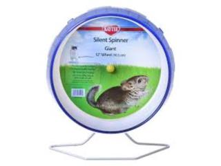 """12"""" GIANT SILENT SPINNER WHEE, OUTLET PET CENTER & CENTRO AGRICOLA"""