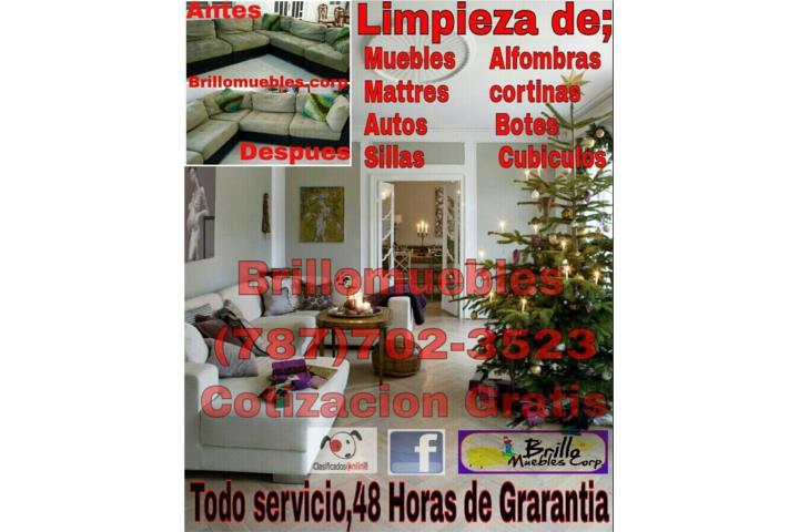 Limpieza De Muebles : Limpieza de muebles puerto rico brillomuebles rp