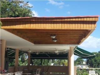 Clasificadosonline Com Autos >> Terrazas y Gacebos en Cemento y/o Madera Puerto Rico ...