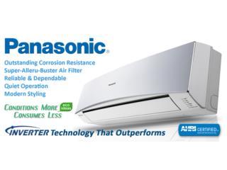 187 Panasonic Inverter Mini Split