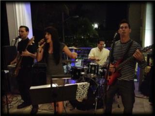 San Juan-R�o Piedras Puerto Rico Equipo Comercial, Banda en vivo