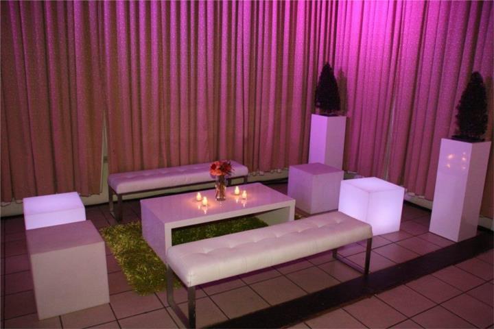 Alquiler de mobiliario lounge puerto rico deco alquiler - Foto deco lounge ...