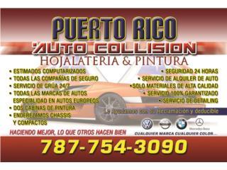 HOJALATERIA Y PINTURA  Clasificados Online  Puerto Rico